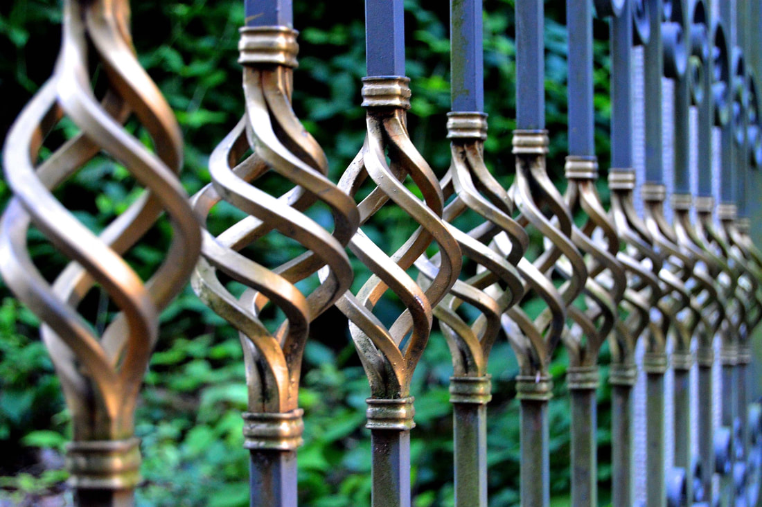 wrought iron Fence campbelltown